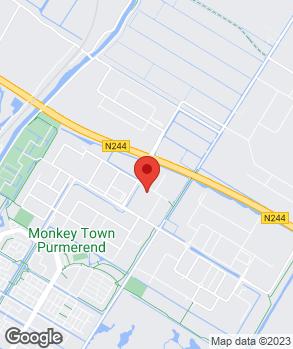 Locatie Profile Car & Tyreservice Frikkee op kaart