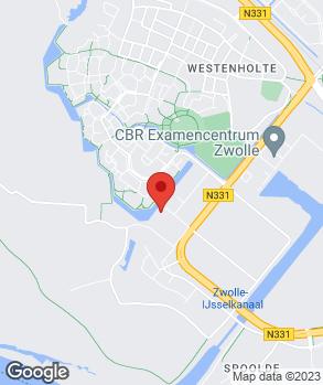 Locatie Garage IJsselland op kaart