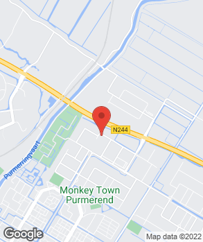 Locatie Rob Heijn Autoschade op kaart