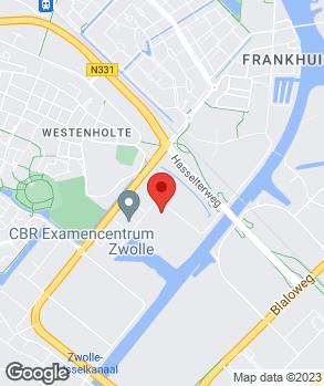 Locatie Autoservice Schouten op kaart