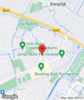 Locatie Van den Enghel Bandenservice op kaart