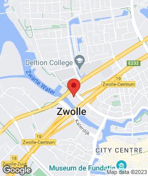 Locatie Autobedrijf Leerentveld B.V. op kaart