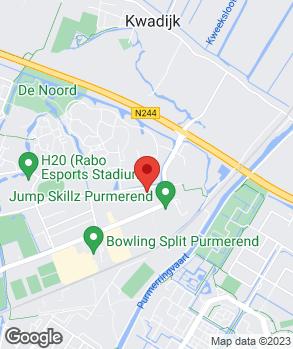 Locatie H.Q. Autoservice op kaart