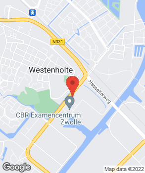 Locatie Occasion Center Zwolle B.V. op kaart
