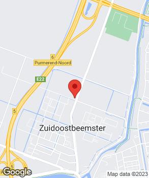 Locatie Autohuis Schoorl op kaart