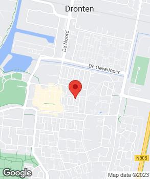 Locatie Autohandel H.G. Wobben op kaart