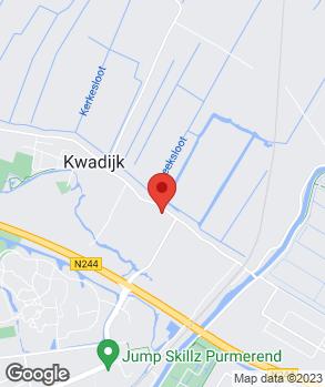 Locatie Autohandel Roersma op kaart