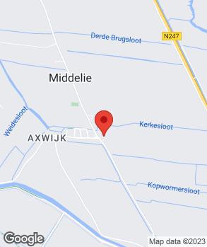 Locatie Automobielbedrijf H.J. Lange op kaart