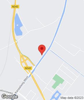 Locatie V.O.F. J. Smit & Zn. op kaart