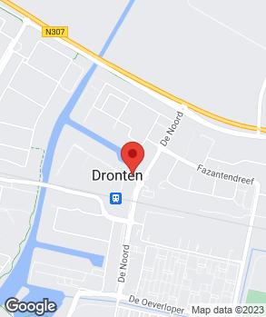 Locatie Autobedrijf Jacob Schaap op kaart