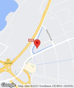 Locatie Smart Center Apeldoorn op kaart