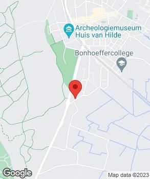 Locatie Profile Car & Tyreservice Martijn Kooijman op kaart