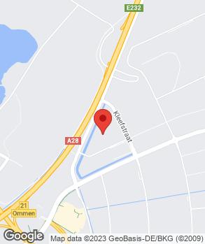 Locatie Pouw Zwolle op kaart