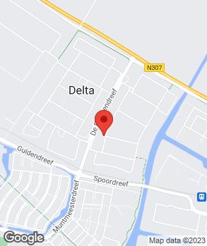 Locatie Autobedrijf Koot op kaart