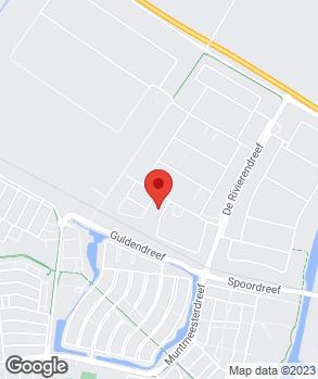 Locatie Autowinkel Flevoland op kaart