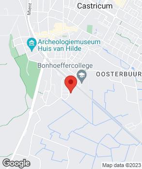 Locatie Liefting Schermer Auto's B.V. op kaart