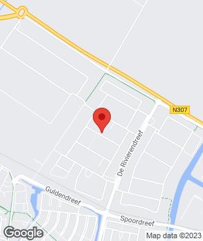 Locatie Van der Toorren Van Buuren B.V. op kaart