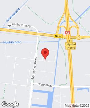 Locatie Automobielbedrijf Van Gilst B.V. op kaart