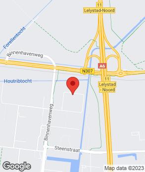 Locatie Van der Feer op kaart