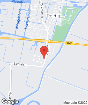 Locatie Jip Automobielen op kaart