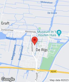 Locatie Autobedrijf Moleberg op kaart