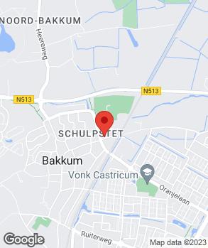 Locatie Autobedrijf De Lijnbaan op kaart