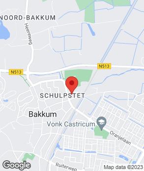 Locatie Moes Bandenhandel op kaart