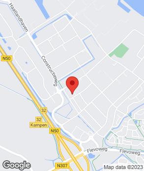 Locatie G. Descendre Auto's B.V. op kaart