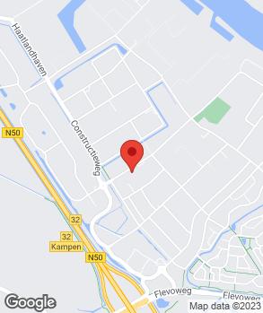Locatie Van Engelen-Delfgou op kaart
