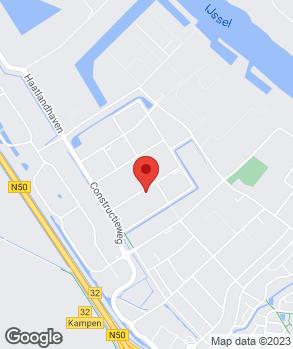 Locatie Autobedrijf J. Dalsem op kaart