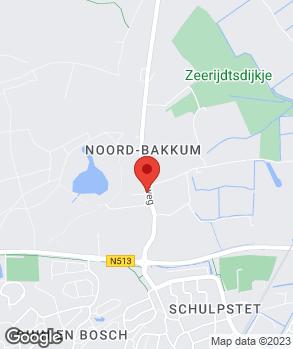 Locatie Liefting Schermer Autoservice op kaart