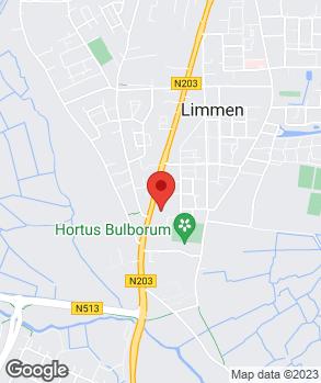 Locatie Autobedrijf G. Kaandorp B.V. op kaart