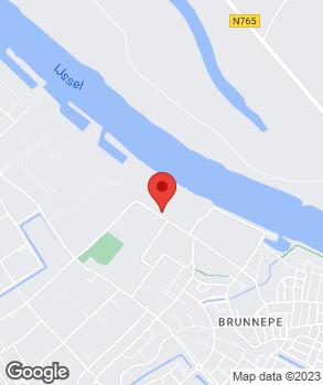 Locatie APK Kampen op kaart