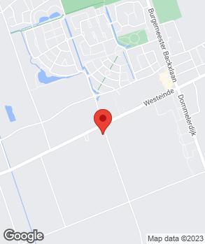 Locatie Autobedrijf Henri van der Veen op kaart