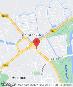 Locatie Mastebroek's Automobielbedrijven B.V. op kaart