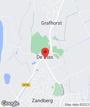 Locatie Autobedrijf Nieuwenhuis op kaart