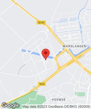 Locatie Autobedrijf Citram op kaart