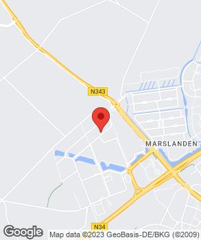 Locatie Tigelaar Auto's op kaart