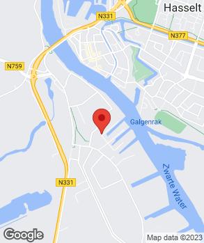 Locatie Autobedrijf Van Dijk op kaart