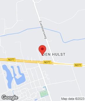 Locatie V.O.F. Autobedrijf Noordhuis op kaart