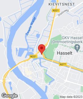 Locatie Autobedrijf A. Zieleman en Zn B.V. (Bosch Car Service) op kaart