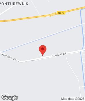 Locatie Autohandel Vogelzang op kaart