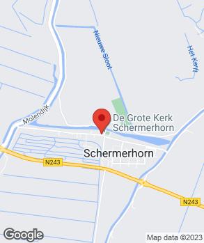Locatie Automobielbedrijf W. Roselaar v/h D. Slot op kaart