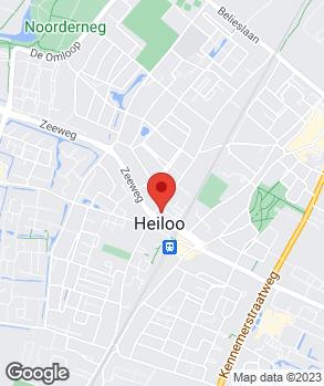 Locatie Auto Drogtrop Heiloo B.V. op kaart