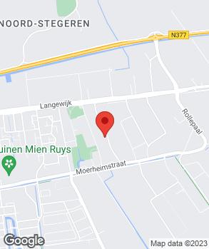 Locatie Spijkers Autoschadebedrijf op kaart