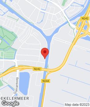 Locatie Jan's Garagebedrijf op kaart