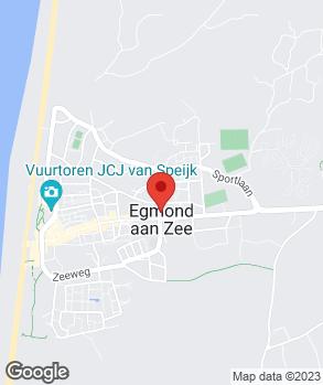 Locatie Garagebedrijf Autoverkoop Gul op kaart