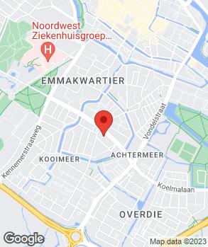 Locatie Kwik-Fit op kaart