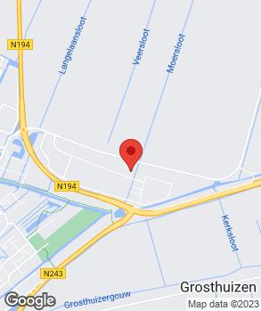 Locatie Auto ReGa Noord op kaart