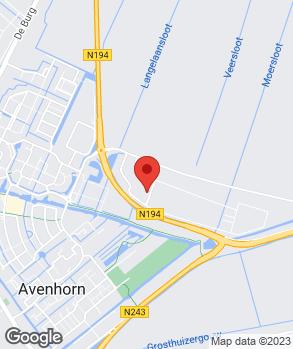 Locatie Garage Pronk op kaart
